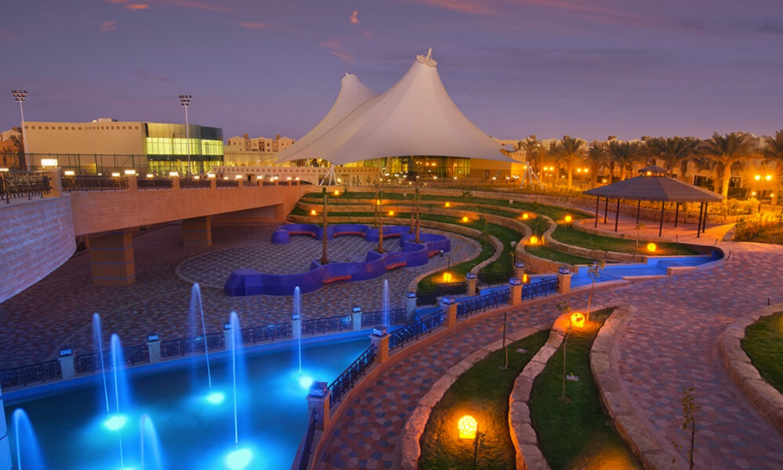 al nakhla residential resort