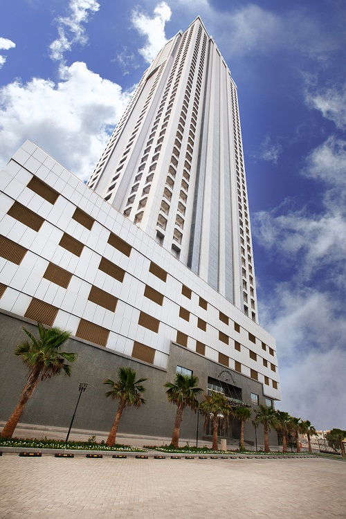 Dhahran Residential Tower | #1 Website for the Top
